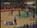 [CUBA]男篮总决赛:太原理工VS华侨大学 第二节