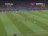 [欧洲杯]托雷斯无私助攻 马塔轻松推射得分