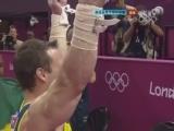 [体操]巴西选手夺冠引嘘声 陈一冰大度安抚观众