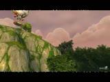 《魔兽世界:熊猫人之谜》新地图四风谷介绍视频