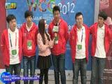 WCG2012世界总决赛 CF战队IG赛后采访
