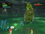《二之国:白色圣灰的女王》丛林守护者Boss战试玩