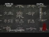《中国书法五千年》 20130107 第六集 行云流水