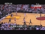 2012/2013赛季NBA总决赛第六场 马刺VS热火 第三节 20130619