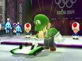 《马里奥与索尼克:2014年索契冬奥会》宣传片