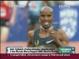 Video: 2-time Olympic Champ Suggests 600m Race for Charity