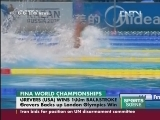 Video: Grevers Backs up London Olympics Win