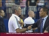 Video: Mourinho Gives Former Side the Blues