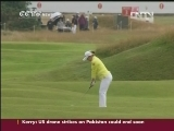 VIDEO: CHOI LEADS AT MIDPOINT ON OLD COURSE