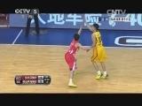 2013-14赛季中国男子篮球职业联赛 广东东莞银行VS佛山农商银行 20131228