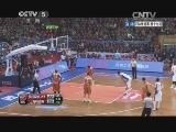 2013-14赛季中国男子篮球职业联赛 四川爱家168VS上海玛吉斯 20131229