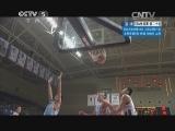 2013-14赛季中国男子篮球职业联赛第20轮 上海玛吉斯VS新疆广汇汽车 20140101