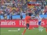 [世界杯来了]南非世界杯:荷兰1-0日本