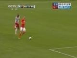 [世界杯]罗本突破低平球送后点 伦斯推射空门得分