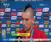 [世界杯]克罗地亚大胜喀麦隆 红牌改变比赛进程