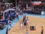 [NBA]乔约翰逊传吊脚 杰克中投命中篮筐