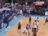 [NBA]科里森突分 麦克勒莫接应上篮命中