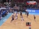 [NBA]篮网连续倒球 德隆右翼底角飚中三分
