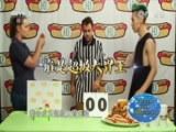 [博乐先生微逗秀]小仓鼠VS小林尊 吃热狗大赛