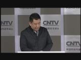 [1937南京记忆]新闻发布会 总导演、制片人闫东:以纪录片形式表达对历史的尊重和对记忆的珍惜