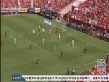 [国际足球]运气不佳 巴塞罗那1比3不敌曼联