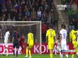 [国际足球]欧预赛附加赛次回合:斯洛文尼亚VS乌克兰 下半场