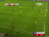 [国际足球]欧预赛附加赛次回合:丹麦VS瑞典 上半场