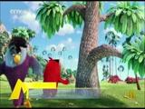 [中国电影报道]动画片《愤怒的小鸟》揭秘游戏起源