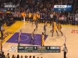 2015-16赛季NBA常规赛 爵士VS湖人 20160414