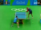 [奥运会]男子乒乓球单打预选赛 亚范纳多VS萨卡