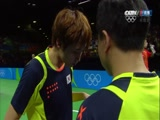 [奥运会]乒乓球男团半决赛 中国队VS韩国队
