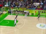 [奥运会]男篮1/4决赛 美国队VS阿根廷队