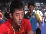 [乒乓球]张继科:腰伤比较严重 为队友感到自豪