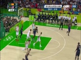 [篮球]奥运会男篮半决赛:西班牙VS美国 集锦