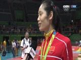 [排球]朱婷:顶住临时压力 传承女排拼搏精神