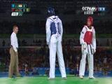 [奥运会]男子跆拳道80公斤以上级金牌赛