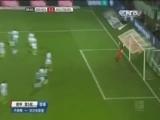 [德甲]第5轮:不来梅2-1沃尔夫斯堡 比赛集锦