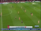 [冠军欧洲]沃尔科特进球难救主 拜仁半场连入5球