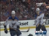 [NHL]常规赛:圣路易斯蓝调VS阿纳海姆小鸭 第二节