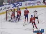 [NHL]凯斯勒斜向挑射破门 小鸭队锁定胜局