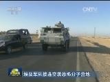 [视频]埃及军队接连空袭恐怖分子营地