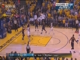 2016-17赛季NBA总决赛 骑士VS勇士 第一场 20170602