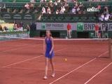 [法网]女单第二轮:亚利桑德罗娃VS普利斯科娃 3