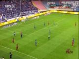 [足球之夜]中超第13轮:上海申花VS重庆力帆 比赛回顾