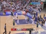 2018年中国男篮系列赛 中国VS斯洛文尼亚 第三场 20180722