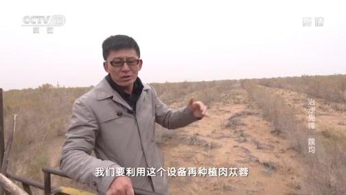 《人物》 20181221 治沙先锋 魏均