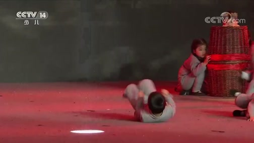 [大手牵小手]舞蹈《马背上的摇篮》 表演:空降兵部队机关幼儿园