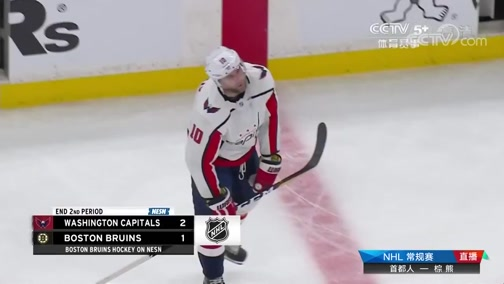 [NHL]常规赛:华盛顿首都人VS波士顿棕熊 第二节