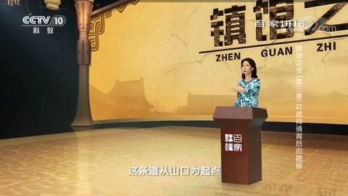 [百家讲坛]镇馆之宝(第三季) 21 跪拜俑背后的隐秘 唐睿宗桥陵