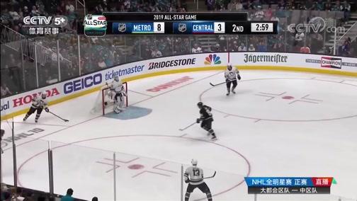 [NHL]全明星正赛:大都会区队VS中区队 第二节